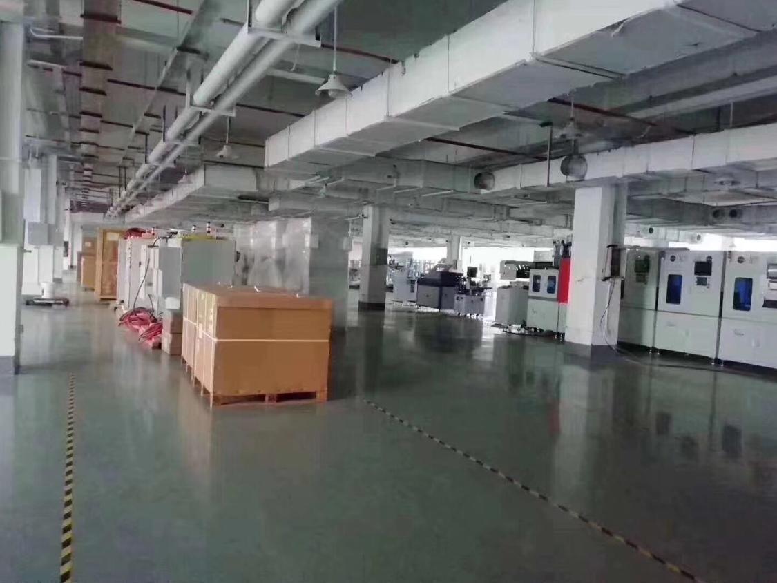 二楼1750平方米标准红本厂房出租原房东直租可议价