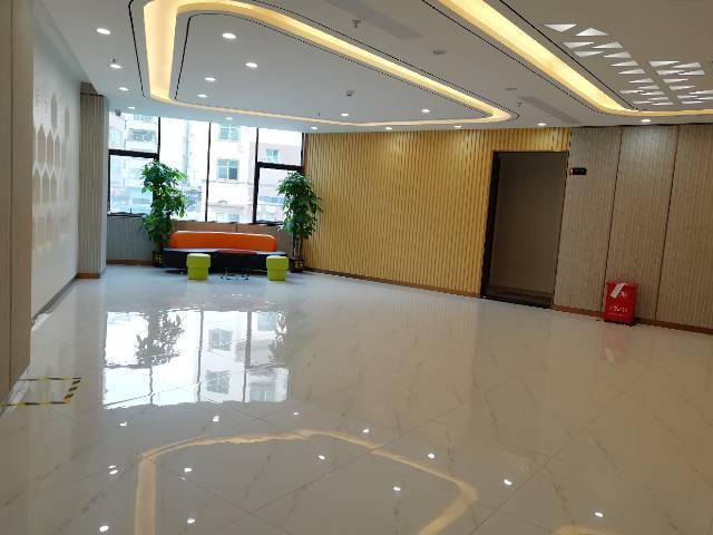 民治智慧谷创新广场全新精装办公室出租1+1格局