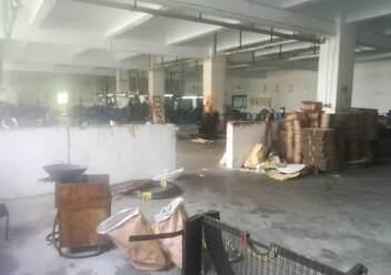 深圳公明东坑新出楼上厂房带办公室有装修,3吨货梯图片7