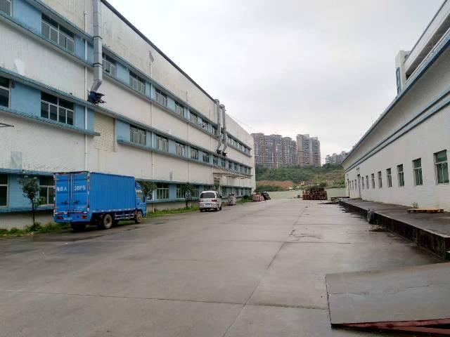 凤岗新出独院 厂房可做食品仓库15000平。