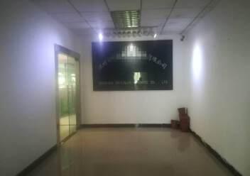 深圳公明东坑新出楼上厂房带办公室有装修,3吨货梯图片1