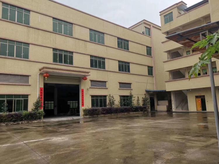 黄江新出独门独院厂房面积8100平方