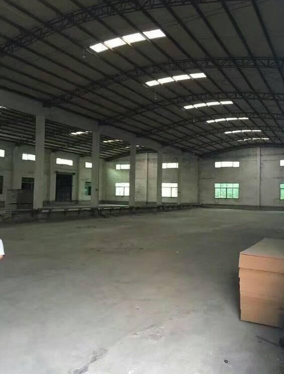 占地23亩建筑13100㎡国有证 产权厂房出售