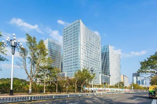 广州黄埔开发区全新写字楼招租孵化器研发总部200平起租