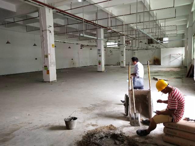 沙井共和新出一楼800平空地大适合做物流仓库