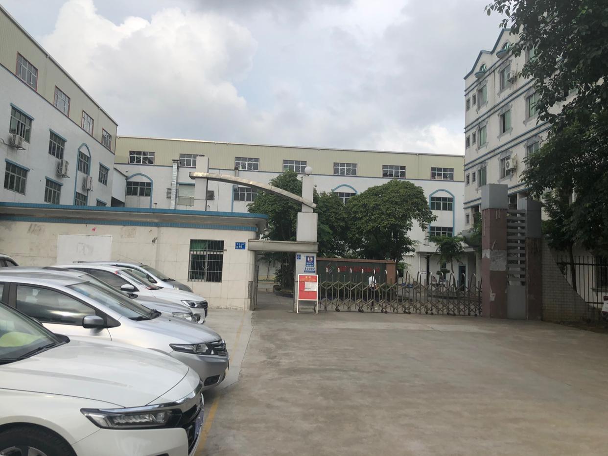 东莞市一手房东独院标准厂房出租,约10000平方