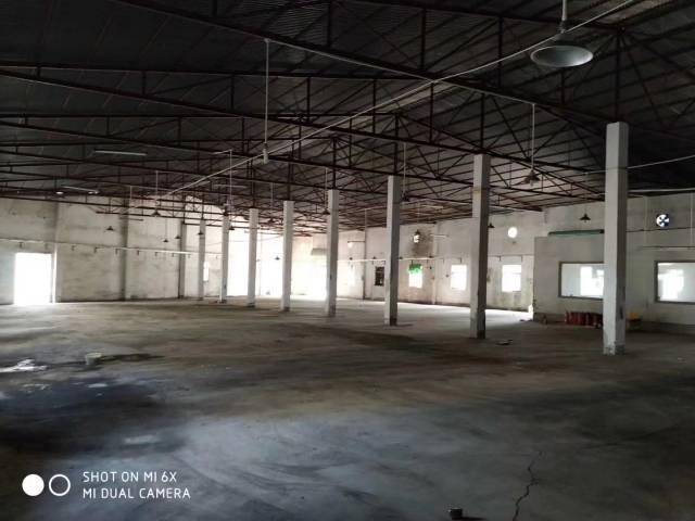 水官高速入口新出钢构厂房7800平8米高仓库空地大可分租