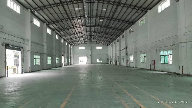 增城区新塘镇单一层厂房面积13300平方-图7