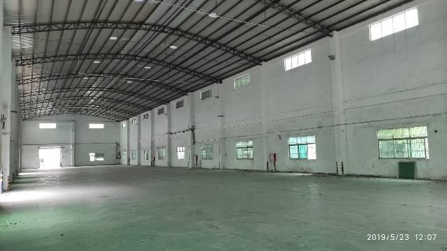 增城区新塘镇单一层厂房面积13300平方
