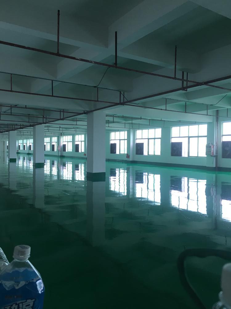 全新标准二楼无尘单一层厂房