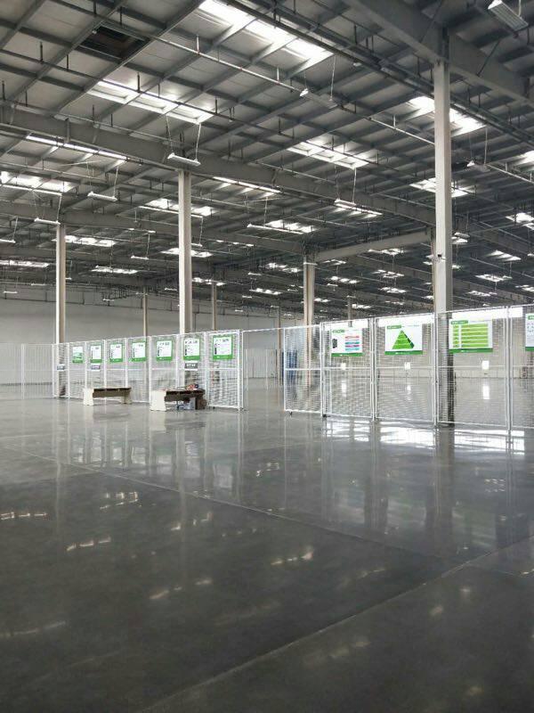 厂房3000平米标准4S店配置,精装修。前店后厂。适合汽车。