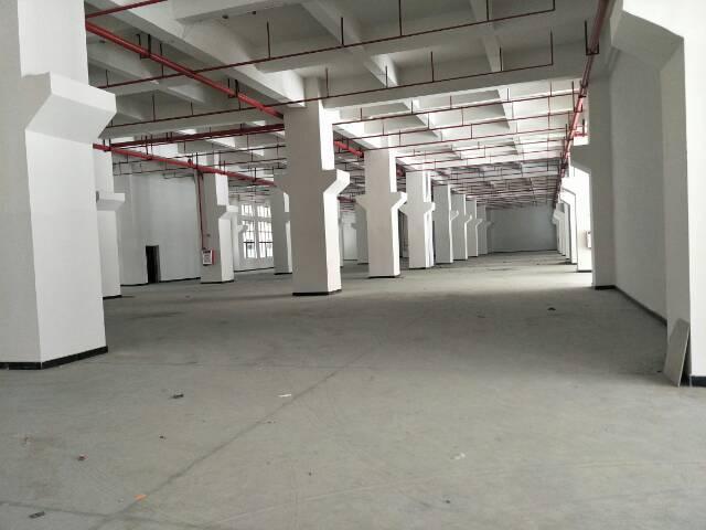 长安乌沙新出原房东一楼5000平米厂房出租。