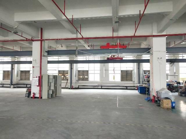 长安乌沙海滨路旁新出楼上,整层精装修,实际面积带行车厂房