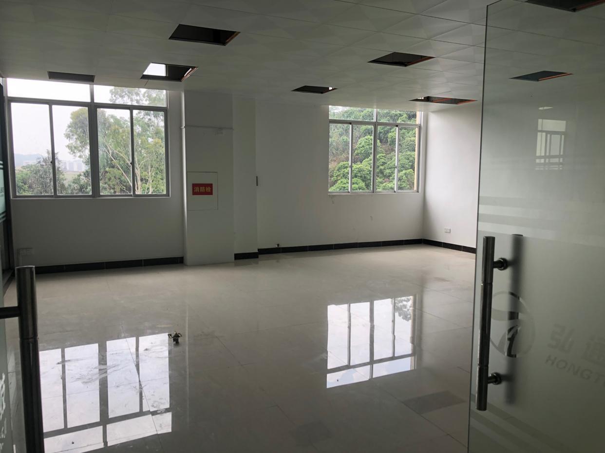 独院全新办公室装修带标准厂房