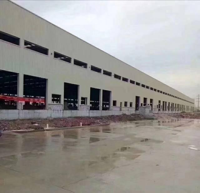 博罗县石坝新出钢构厂房出租