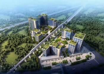 福永立新湖观山湖景精装写字楼305平方图片1
