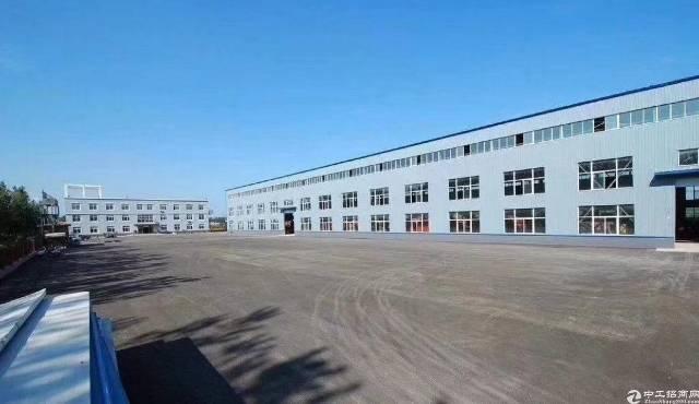 石坝花园式钢结构厂房招租