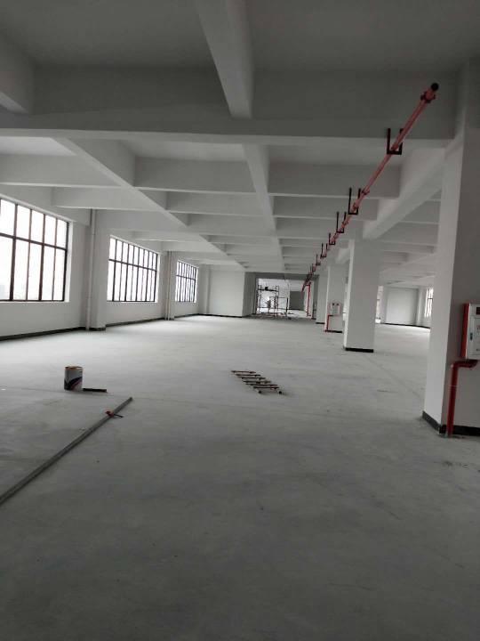 大岭山全新厂房每层2100平方共6层可以办环评