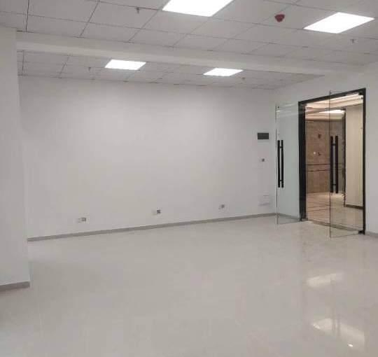 固戍地铁站500米,新装修写字楼57平起租图片5