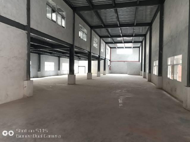 黄江镇做仓库和纸盒薄膜标准厂房