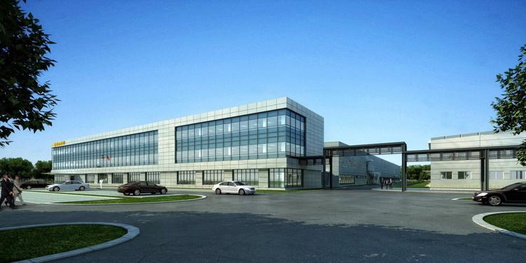 出售全新独栋厂房和工业用地