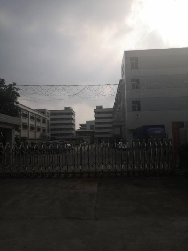 石碣镇新出独院标准厂房无公摊总面积约9000方