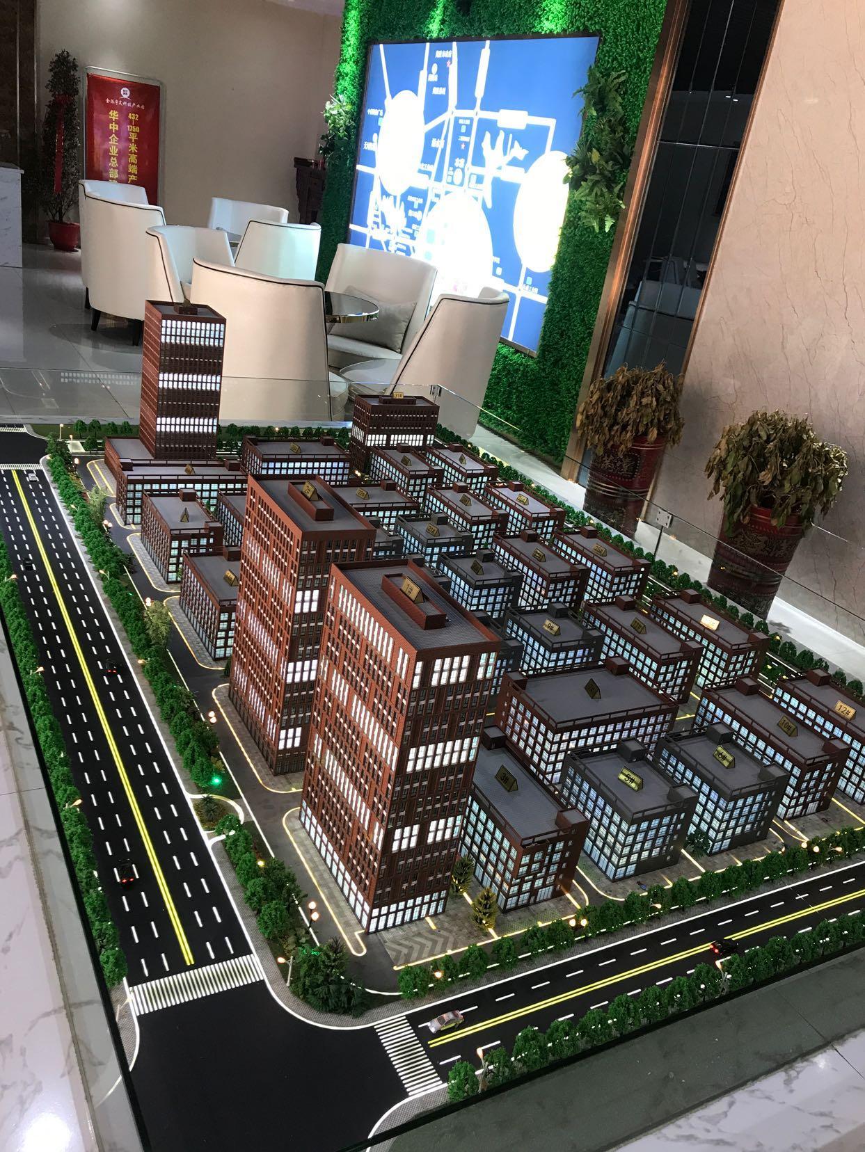 黄陂武湖,地处长江新城区域全新科技产业园区