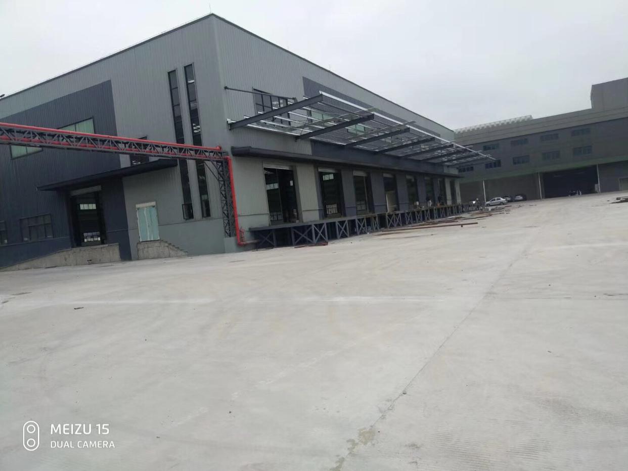 麻涌新建高台物流仓储13栋可分租