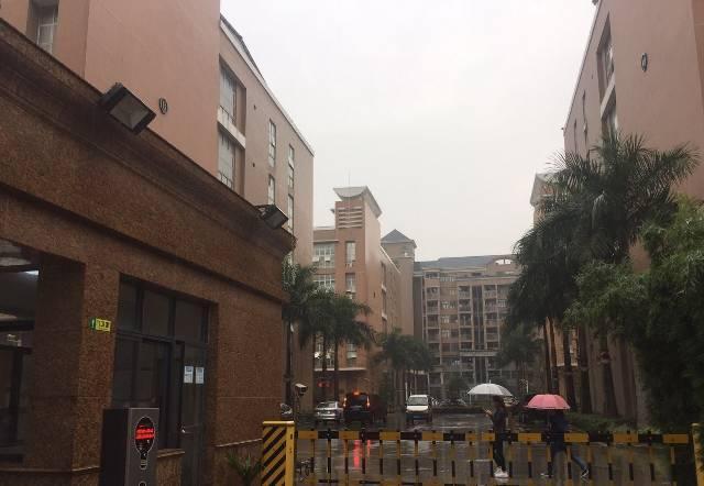 凤岗五联原房东花园式50000平米红本厂房出租2000平米起