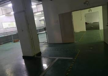 观澜新出原房东850平厂房出租零公摊园区精装修无需转让费图片6