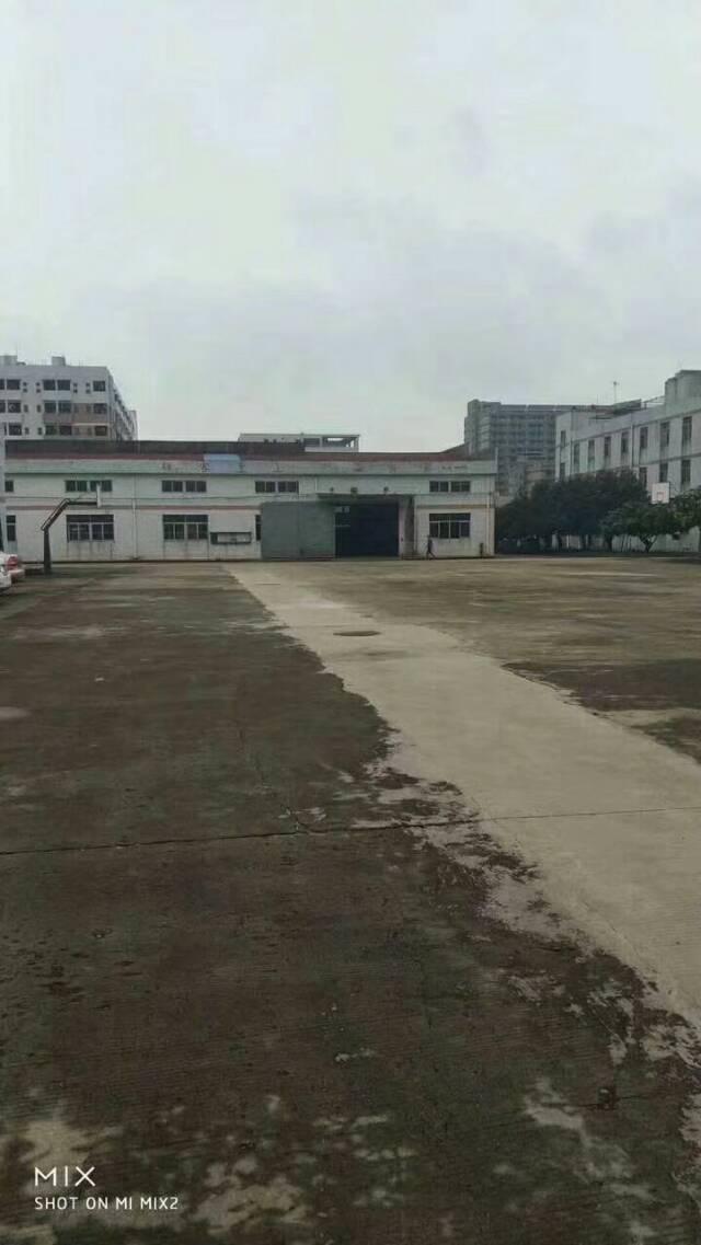 松岗燕川新出原房东单一层厂房2880平方-图2