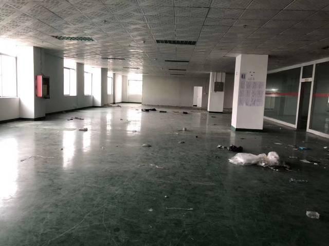 东莞市长安镇新出楼上带装修水电齐全500平厂房招租-图2