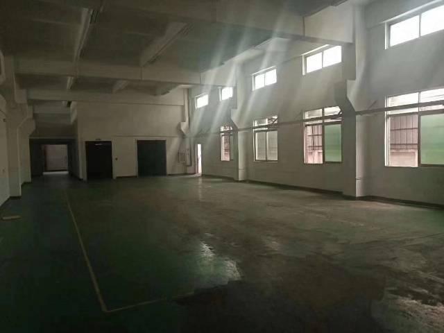 长安增田新出一楼1000平高6.5米带5吨行车实际面积出租