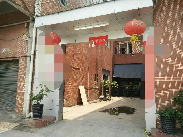 道滘独门独院标准厂房1800平米,宿舍饭600,周围空气宜人