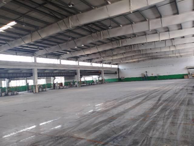 广州市永和独栋物流仓3000平出租,园区空地大公摊面积小