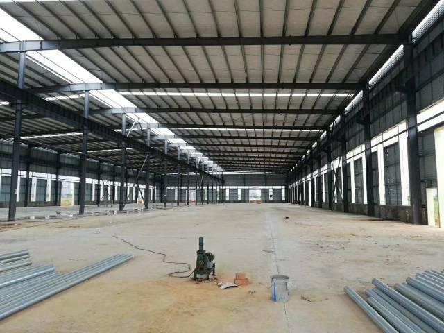 钢结构厂房出售,可喷漆喷塑喷涂,无强制税收要求