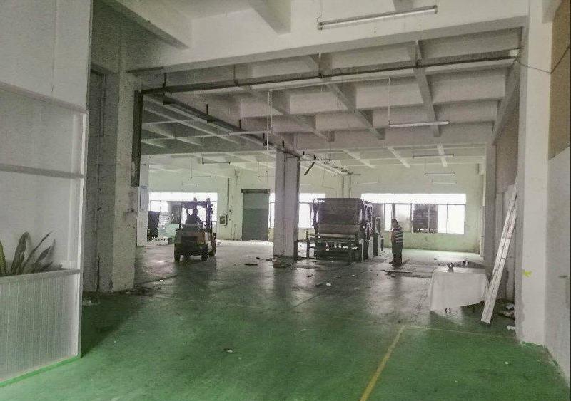 塘厦石鼓一楼工业厂房600平方仓库出租有办公室水电齐全-图4