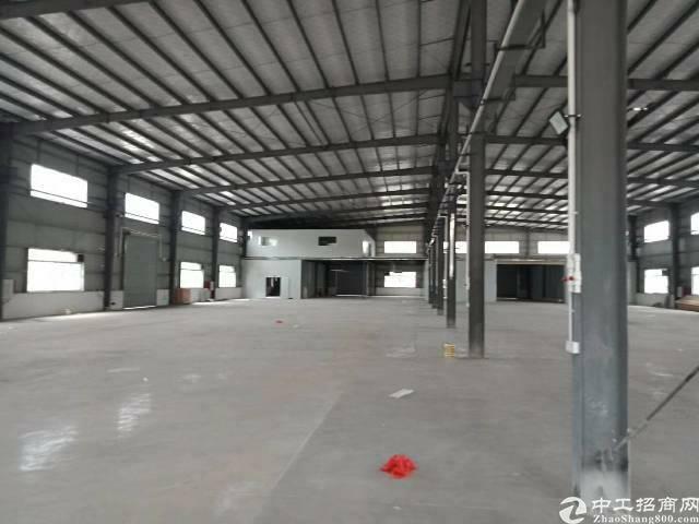 惠城区单一层独栋带红本钢构招租