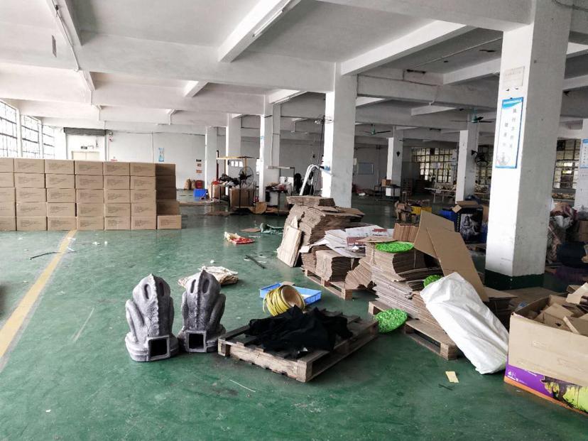 坪山坑梓沙田新出厂房3楼1200平米原房东实际面积出租-图2