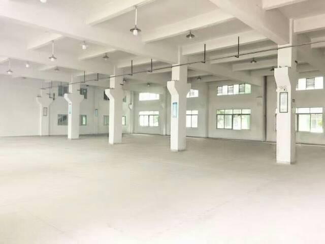 全新一手标准厂房可分层分售300方3000方
