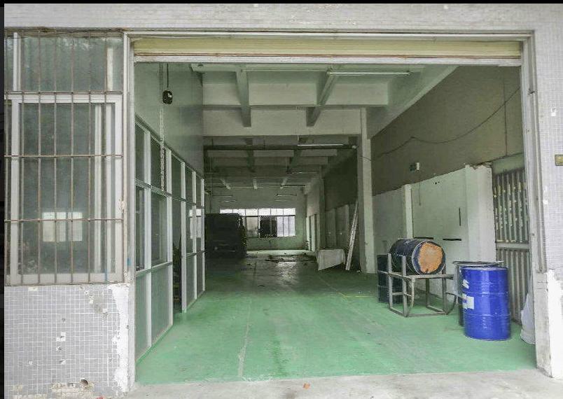 塘厦石鼓一楼工业厂房600平方仓库出租有办公室水电齐全