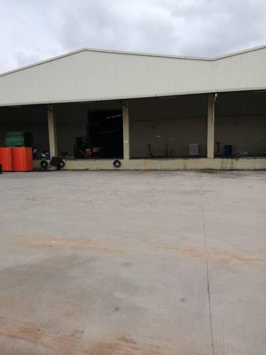 东莞横沥镇合适物流园仓库实际面积带卸货平台单一层厂房出租