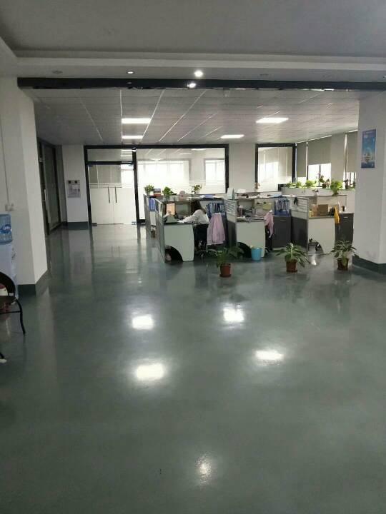 全新工业园带装修办公室标准厂房出租