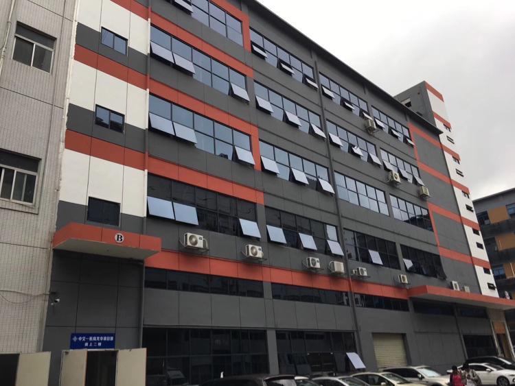 龙华汽车站附近出红本厂房6500平价格优惠带装修园区车位足