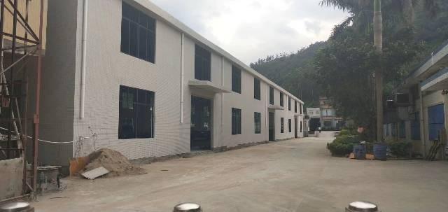 惠阳原房东钢构厂房2500平米