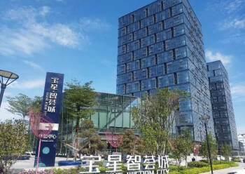 宝安桃源居全新装修办公室3+1格局256平高区三面采光图片1