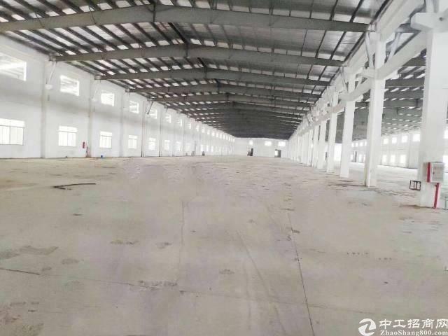 惠城区交通便利单一层独院钢构15000平火爆招租