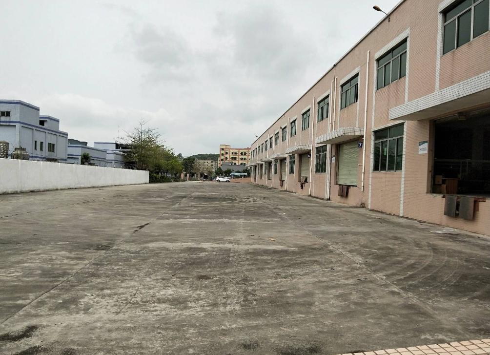 塘厦12层独院仓库厂房9000平方出租带平台空地大