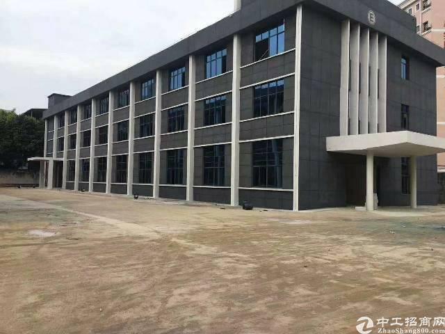惠城区现带环评独栋标准厂房3500平火爆招租
