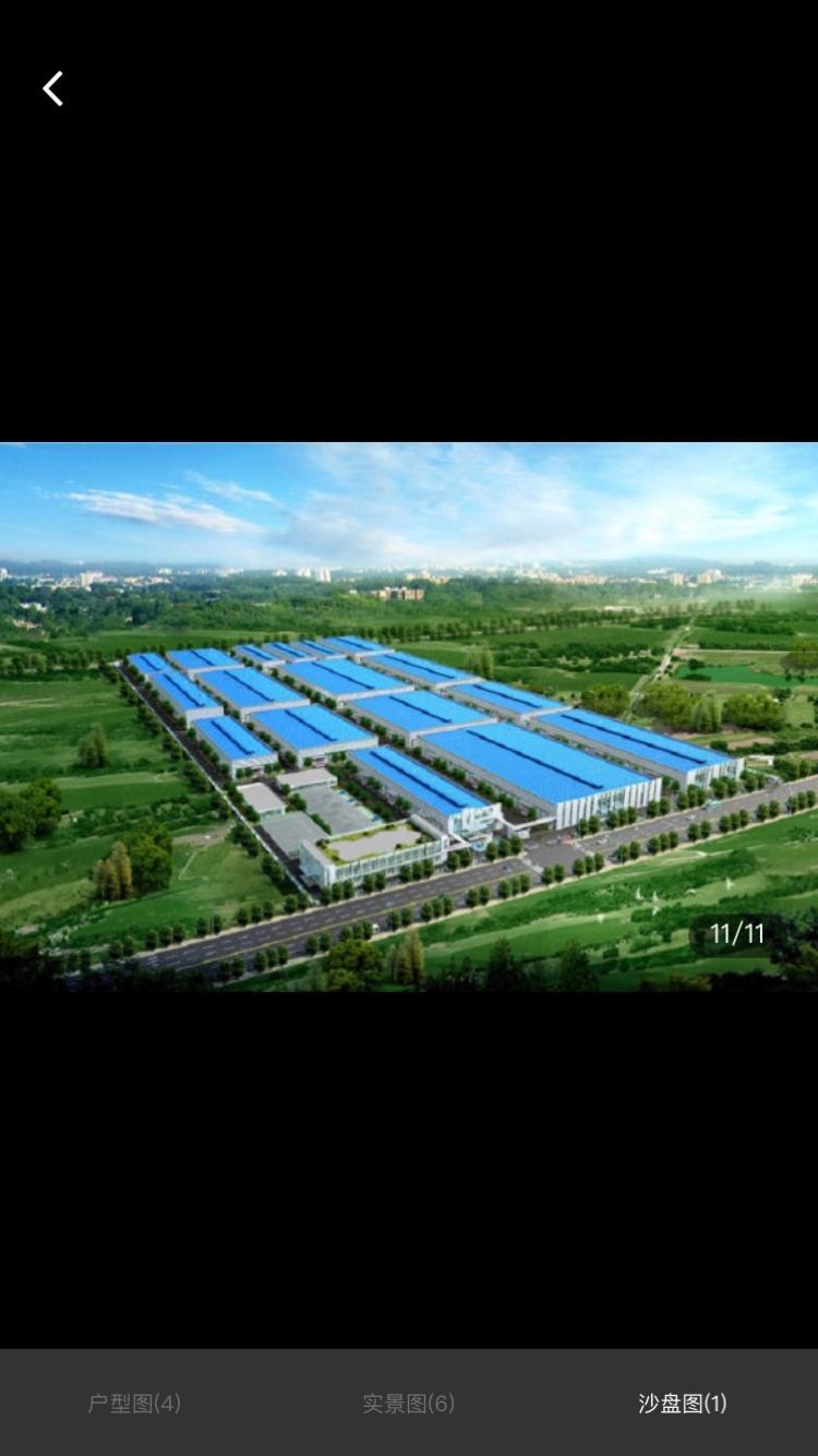 惠城区小金口新出单一层5000平方钢结构厂房